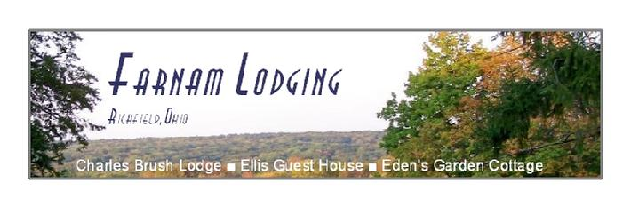 Farnam Lodging, Richfield,ohio